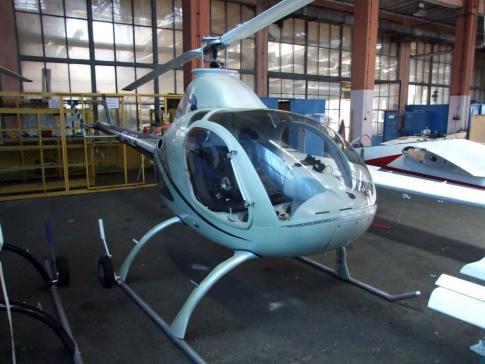 2009 RotorWay A600 Talon