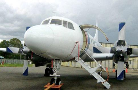 1953 Convair CV-580 for Sale/ Lease in South Africa