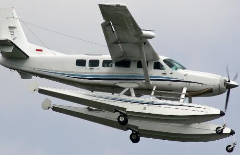2008 Cessna 208 Caravan Amphibian for Sale in Indonesia