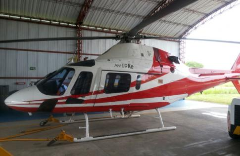 2009 Agusta AW119 Ke Koala for Sale in Colombia