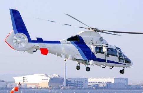 1982 Eurocopter AS 365N Dauphin II for Sale in Brazil