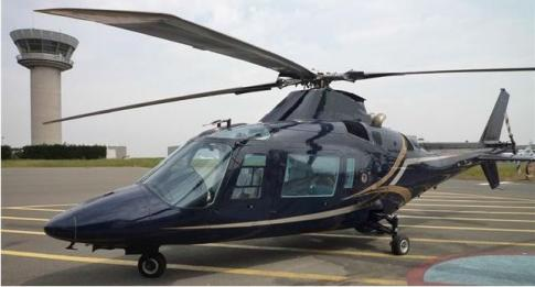 1995 Agusta A109C for Sale in United States