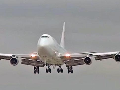 1993 Boeing 747-400