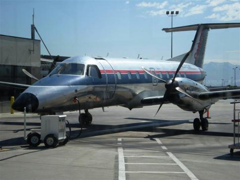 1996 Embraer EMB-120ER Brasilia for Sale in Palm Springs, California, United States (PSP)
