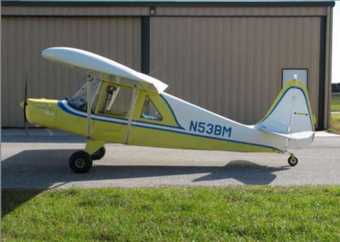 1998 Snowbird Bushmaster II