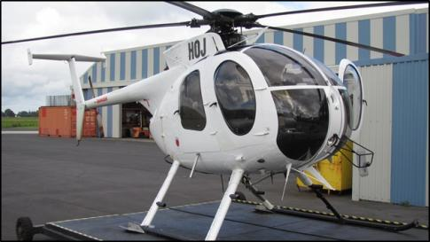 2000 McDonnell Douglas MD-500D for Lease in New Zealand