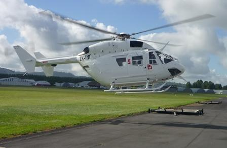 1988 Eurocopter BK 117 for Sale/ Lease in New Zealand
