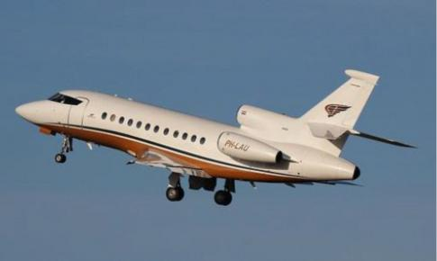 2000 Dassault 900EX Falcon for Sale in Singapore