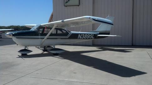 1965 Cessna 172G