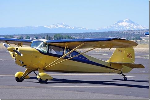 1940 Aeronca 65CA Chief