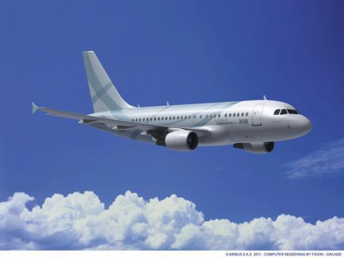 2014 Airbus A318-CJ