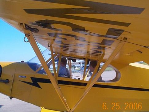 1995 WAG Aero Sport Trainer