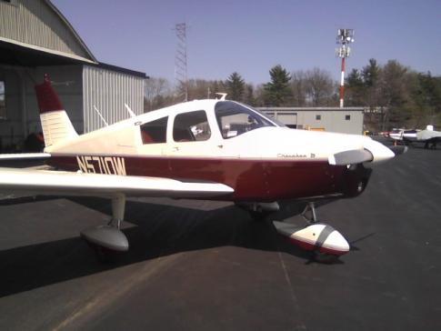 1963 Piper PA-28 Cherokee