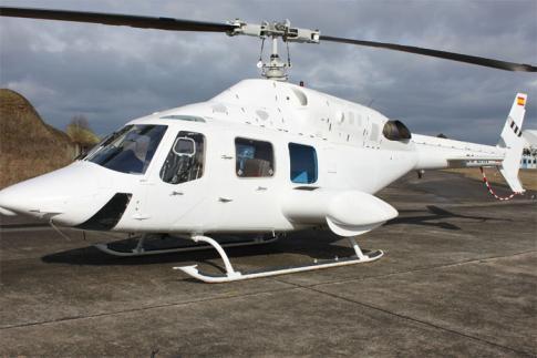 1986 Bell 222