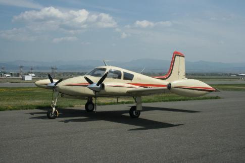 1956 Cessna 310