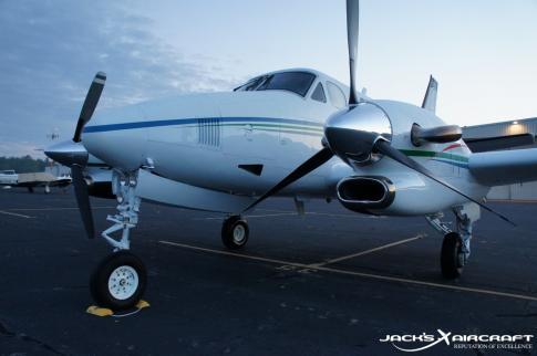 1988 Beech C90A King Air