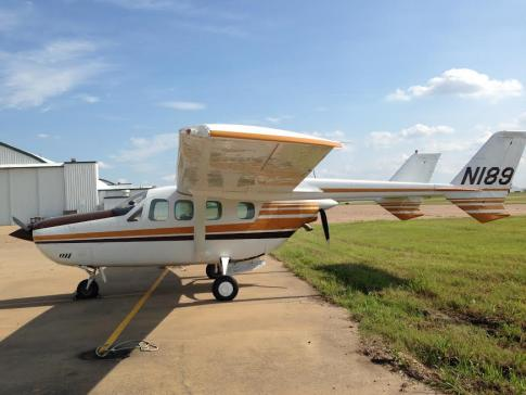 1975 Cessna T337G Skymaster for Sale/ Swap/ Trade in Dallas, Texas, United States (KRBD)