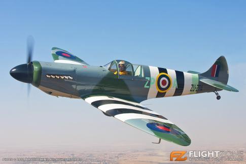 2007 Supermarine Mk.XXVI Spitfire