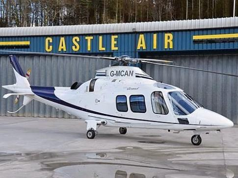 2006 Agusta AW109S Grand