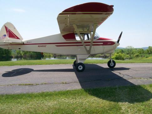 1962 Piper PA-22-108 Colt
