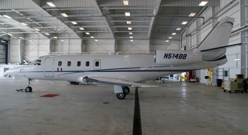 1990 IaI 1125 Astra