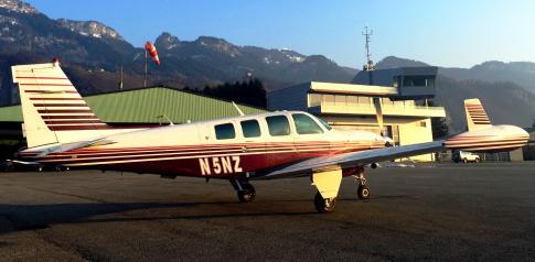1979 Beech A36 Bonanza for Sale in Austria