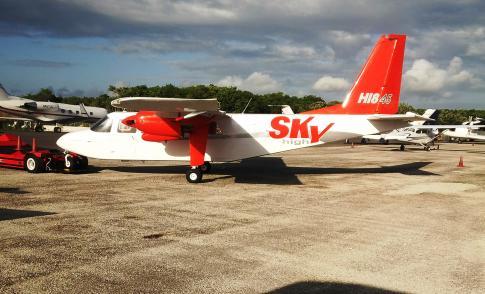 1977 Britten Norman BN2 Islander for Sale in Dominican Republic