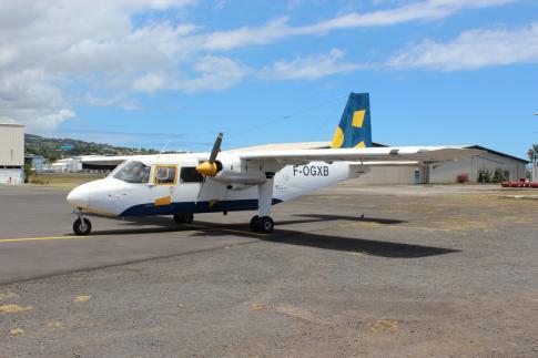 1973 Britten Norman BN2 Islander for Sale in Tahiti, French Polynesia