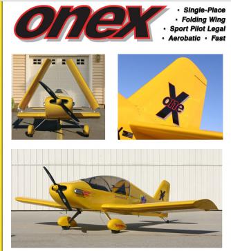 2012 Sonex Onex