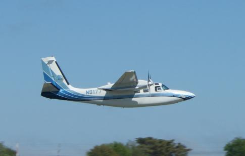 1972 Aero Commander Shrike