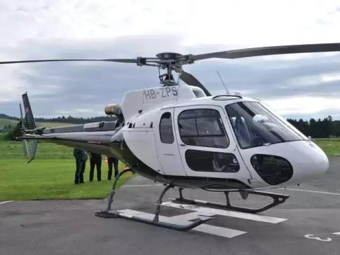2011 Eurocopter AS 350B3e Ecureuil