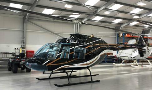 1973 Bell 206B JetRanger II