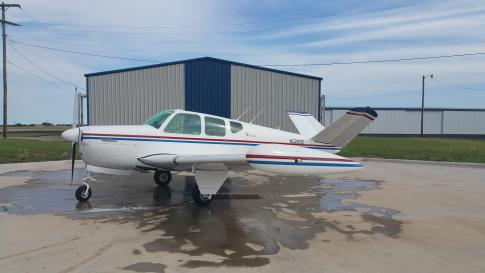 1954 Beech E35 Bonanza for Sale in Cleburne, Texas, United States (KCPT)