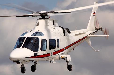 2016 Agusta A109E