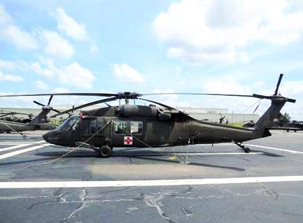 1979 Sikorsky Black Hawk for Sale in Peachtree City, Georgia, United States
