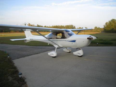 2005 Jabiru Calypso Sport for Sale in Lakeisabella, Michigan, United States (D15)