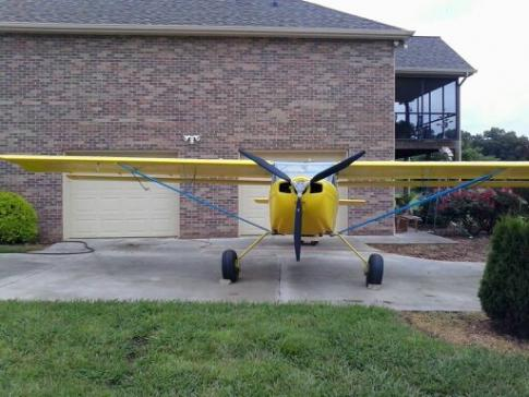 1998 Skystar Aircraft Kitfox Outback for Sale in MARYVILLE, Tennessee, United States