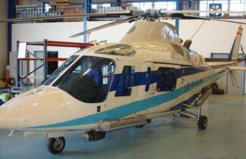 1995 Agusta A109C for Sale in Spain
