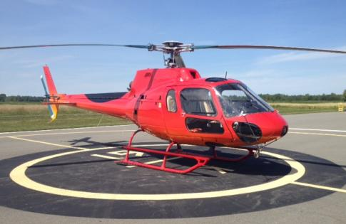 1979 Eurocopter AS 350D Ecureuil for Sale in Canada