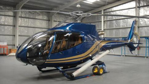 2006 Eurocopter EC 130-B4 for Sale in Dubai, United Arab Emirates