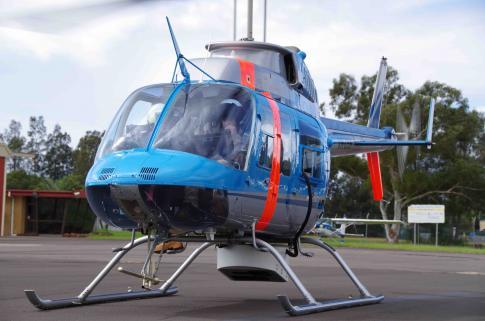 1988 Bell 206L3 LongRanger III for Sale in Stanley, TAS, Australia