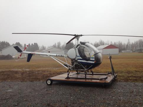 1971 Schweizer 269C for Sale in St-Anselme, Quebec, Canada (CTQ6)
