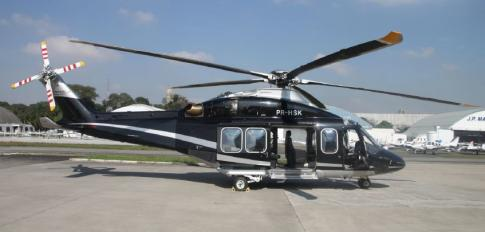 2008 Agusta AW139 for Sale in Brazil