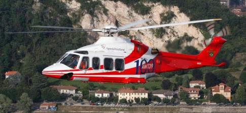 2007 Agusta AW139 for Sale in Brazil