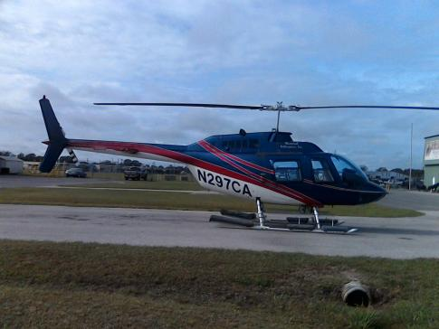 1974 Bell 206B3 JetRanger III for Sale/ Lease/ Wet Lease/ Dry Lease/ Charter in Santa Fe, Tx, Texas, United States