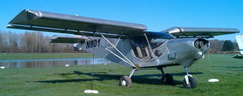 2010 Zenair CH-801 for Sale in Oregon, United States