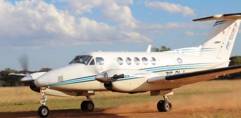 1991 Beech B200 King Air for Sale in South Africa