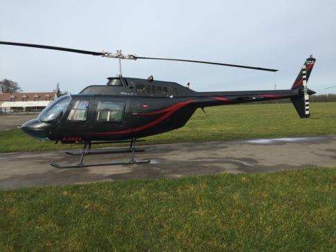 1978 Bell 206B JetRanger II for Sale in France