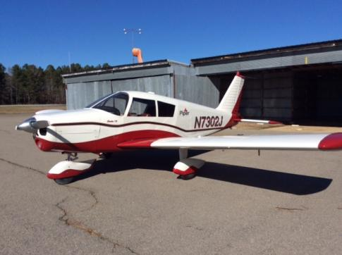 1968 Piper PA-28-140B Cherokee for Sale in Arkansas, United States