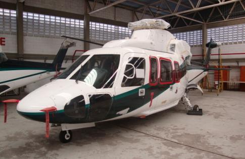 2000 Sikorsky S-76C+ for Sale in Brazil